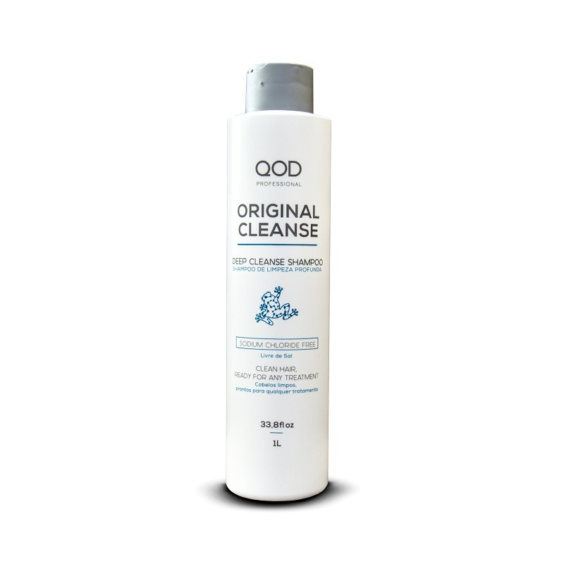 Original Cleanse Shampoo 1000ml - QOD Pro