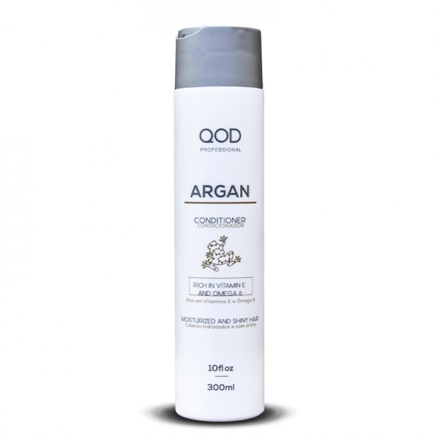 Argan Professional Conditioner 300ml - Sealing - QOD Pro