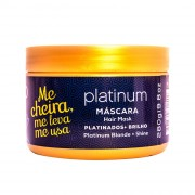 Platinum Hair Mask 280g - Smell, Feel & Love It - QOD City