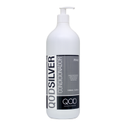 Silver Hair Conditioner 1000ml - QOD Pro