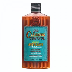 The Cleaning Control Shampoo Anti-Dandruff 220ml - QOD Barber Shop
