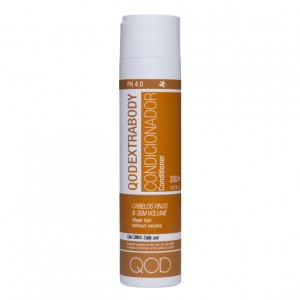 Extrabody Conditioner - For fragile and volumeless hair - QOD PRO