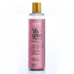 Vegan & More Shampoo 250ml - QOD City