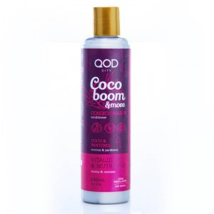 Coco Boom & More Conditioner 250ml - QOD City