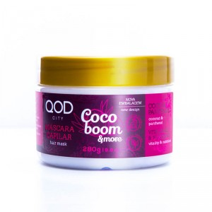 Coco Boom & More Mask 280g - QOD City