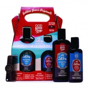 QOD BARBER SHOP KIT OLD 50´s: SHAMPOO 3 in 1 + AFTER SHAVE LOTION