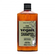Vegan Shampoo 220ml - The Ultimate Vegan - QOD Barber Shop