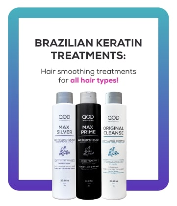 Brazilian Keratin Treatments